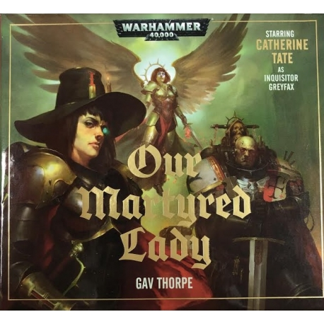 Our Martyred Lady Audiobook