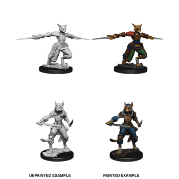 Female Tabaxi Rogue Wizkids Unpainted Miniatures Their ability score increases are similar and they. female tabaxi rogue wizkids unpainted miniatures