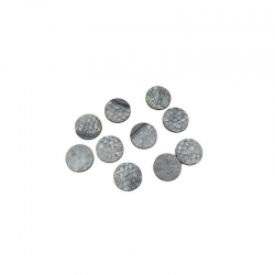 25mm Imperial city Bases x10