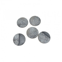 55mm Imperial City Bases x5