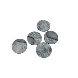 60mm Imperial City Bases x5