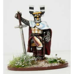 Ordensstaat Warlord with Heavy Weapon