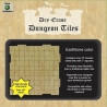 """Dry Erase Dungeon Tiles: Earthstone 10"""" Square - 9 pack"""
