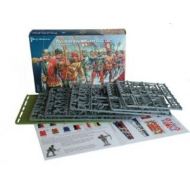 28mm Wars of the Roses Infantry 1455-1487