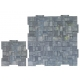 """Dry Erase Dungeon Tiles: Graystone Square Mixed Pack - 16x5"""" 5x10"""""""