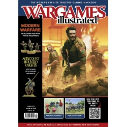 Wargames Illustrated 377