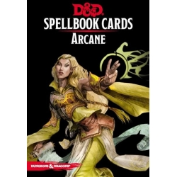 D&D: Spellbook Cards: Arcane Deck
