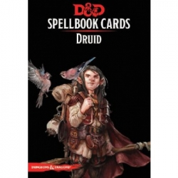 D&D: Spellbook Cards: Druid Deck