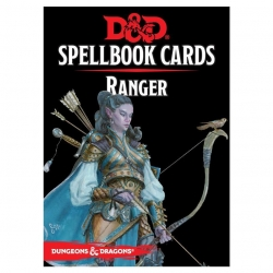 D&D: Spellbook Cards: Ranger Deck