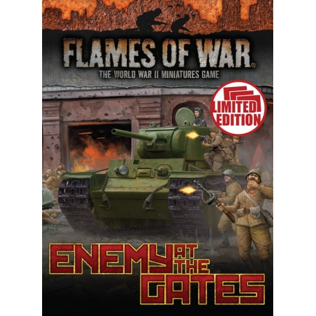 Enemy at the Gates Unit Cards