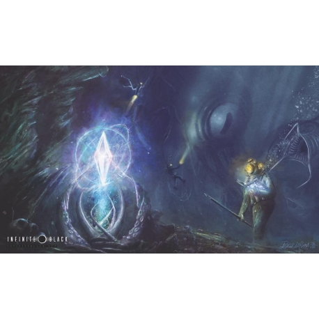 The Haunter in the Deep Playmat