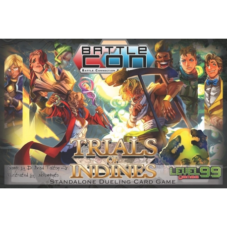 BattleCON: Trials of Indines Exp