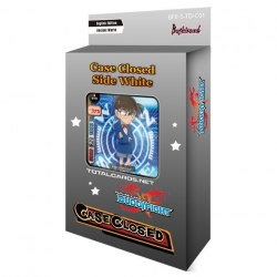 BFE Ace Trial Deck Cross Vol. 1: Case Closed - Side White