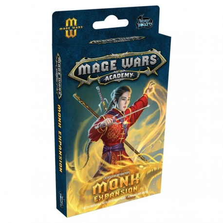 Mage Wars Academy: Monk Exp
