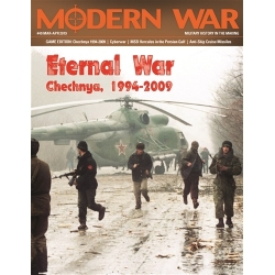 Modern War No. 40 (Chechnya)