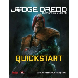 Judge Dredd & The Worlds of 2000 AD RPG