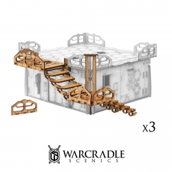 Tech City - Staircase Set
