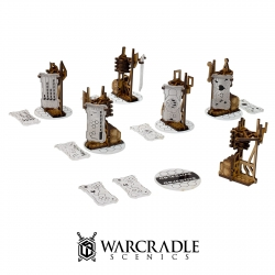 Tech City - Objective Markers