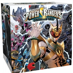 Power Rangers: Heroes of the Grid: Shattered Grid Exp
