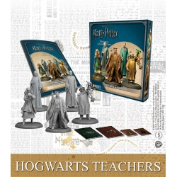 Hogwarts Teachers - English