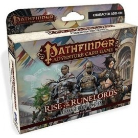 Pathfinder: Rise of the Runelords Card Game Character Add-on Deck