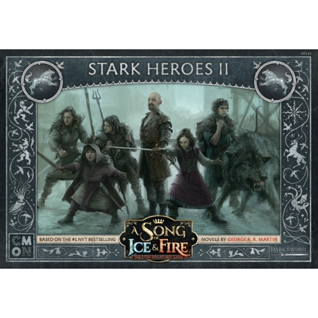 A Song Of Ice and Fire: Stark Heroes 2