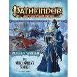 The Witch Queen's Revenge: 72 Pathfinder Adventure Path