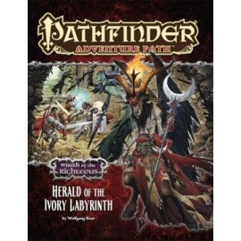 Herald of the Ivory Labyrinth: 77 Pathfinder Adventure Path