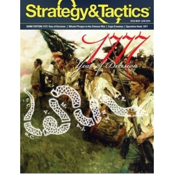 Strategy & Tactics Issue No. 316 (Campaigns of 1777)