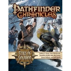 Cities of Golarion: Pathfinder Chronicles