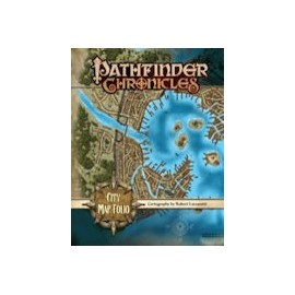 Pathfinder Chronicles: Map Folio