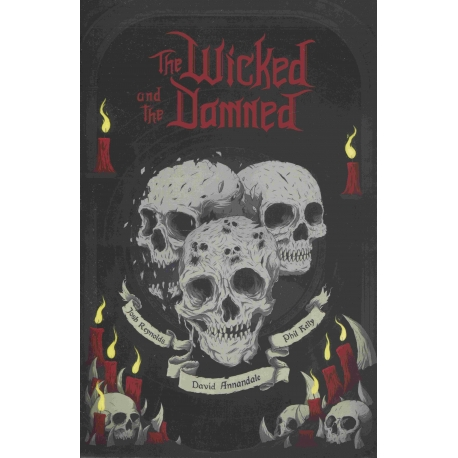 The Wicked And The Damned Paperback