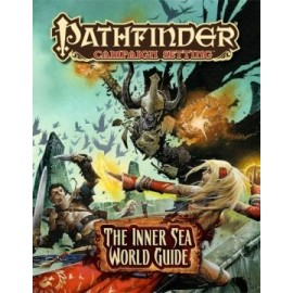 Inner Sea World Guide: Pathfinder Campaign Setting
