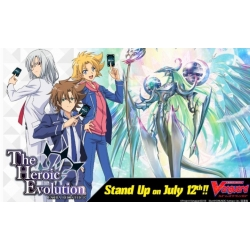 CFV The Heroic Evolution Extra Single Booster