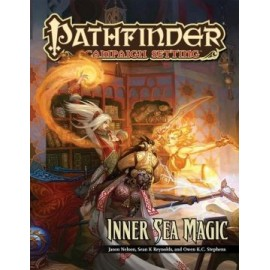 Inner Sea Magic: Pathfinder Campaign Setting