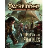 The Isles of the Shackles: Pathfinder Campaign Setting