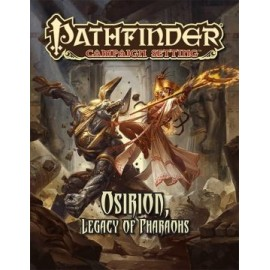 Osirion, Legacy of Pharaohs: Pathfinder Campaign Setting