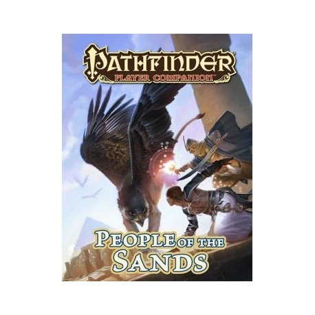 People of the Sands: Pathfinder Companion