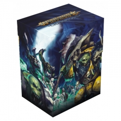 Warhammer Age of Sigmar: Champions Deck Box Destruction vs. Death