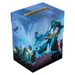Warhammer Age of Sigmar: Champions Deck Box Triumphant Smash