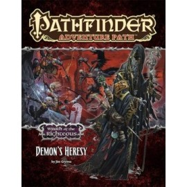 Pathfinder Adventure Path: Demons Heresy (Wrath of the Righteous 3 of 6)
