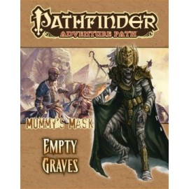Pathfinder Adventure Path: Mummys Mask Part 2 - Empty Graves