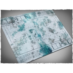 Fantasy Football Field, Frostgrave Theme Pvc Games Mat