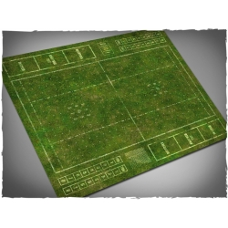Fantasy Football Field, Grass Theme Pvc Games Mat
