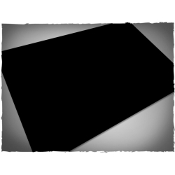3ft x 6ft, Abyss Black Theme Mousepad Game Mat