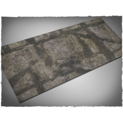 3ft x 6ft, Gothic Ruins Theme Mousepad Game Mat