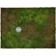 3ft x 3ft, Forest Theme PVC Game Mat