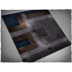 3ft x 3ft, Mythos Docks GB Pitch Mousepad Games Mat