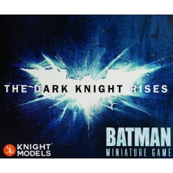 The Dark Knight Rises Game Box