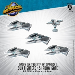 Sun Fighter and Shadow Gate